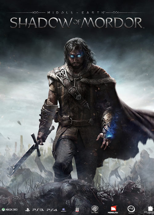 affiche middle Earth shadow Of mordor